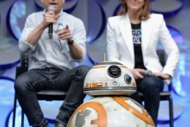 Photos from 'The Force Awakens' Panel at Star Wars Celebration