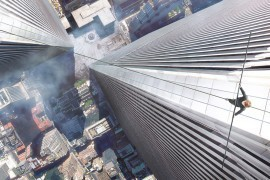 Poster Debut for Robert Zemeckis' 'The Walk'