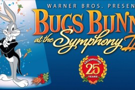 Bugs Bunny at the Symphony Celebrates its 25th Anniversary with a 20-City Tour