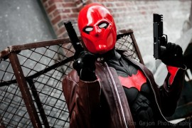Featured Cosplayer: Patrick Skye