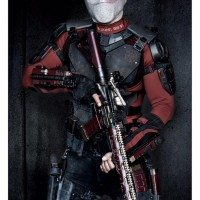 Updated: 'Suicide Squad' Director Reveals Cast First Look, Deadshot Full Costume