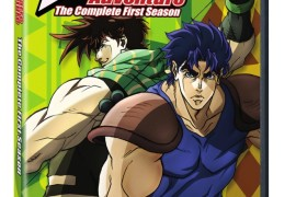"""""""JoJo's Bizarre Adventure: The Complete First Season"""" Arrives July 28 from Warner Bros. Home Entertainment"""