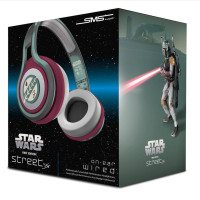Enabled Gamer: Review of Star Wars Street by 50 Wired Headphones