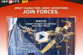 Star Wars™ Joins Disney Infinity