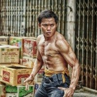 Tony Jaa talks about the 'Skin Trade'