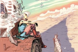 Review – 'The Spire #1' is Engaging, Exciting, and Gorgeously Illustrated Sci-Fi Fantasy with Something to Say
