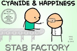 'Cyanide & Happiness' Unleashes its 'Stab Factory' Through Boom! Box in November