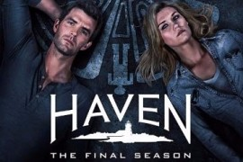 Adam 'Edge' Copeland and Emily Rose Discuss the Final Season of 'Haven'