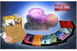 The 'Marvel Cinematic Universe: Phase Two Collection' Coming to Blu-Ray in new Collector's Set