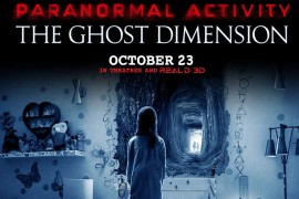 The Latest 'Paranormal Activity: The Ghost Dimension' TV Spot Will Scare the Pants Right Off of You