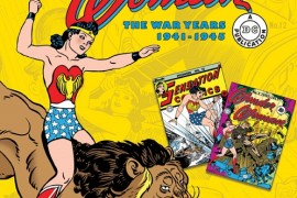 Batman, Superman, Wonder Woman War Time Books Giveaway!