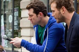 The Latest 'Billy on the Street' Finds People Unaware of Chris Pratt