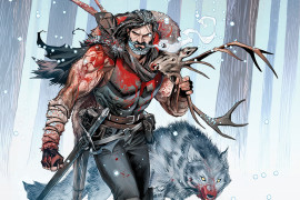 Grant Morrison to Write Santa Claus: Year One with BOOM! Studios' Mini-Series 'Klaus'