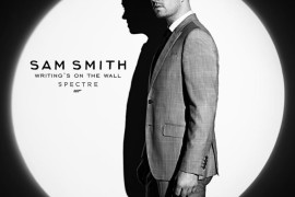 """Video for Sam Smith's 'James Bond: Spectre' Theme Song """"The Writing's on the Wall"""""""