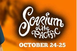 Beware the Lorikeets – The 16th Annual Scarium of the Pacific Recap