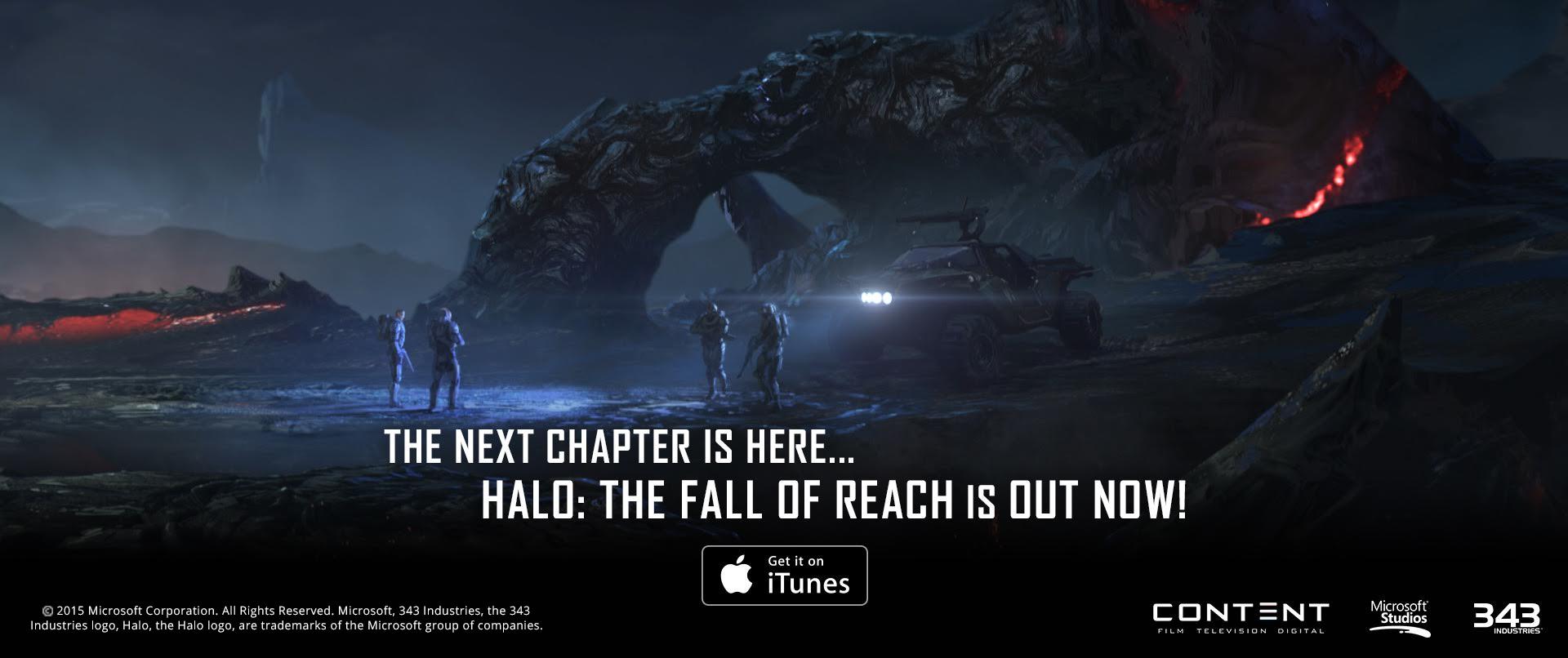 Halo review movie reach