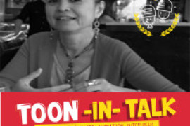 Toon-In Talk Episode 24: Interview with Jinko Gotoh