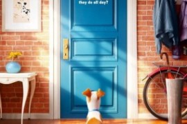 'The Secret Life of Pets' Answers the Question 'What Are They Up to?""