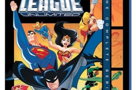 Justice League Unlimited Coming to Blu-Ray and WB Streaming