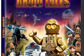 Lego Star Wars: Droid Tales Coming to DVD