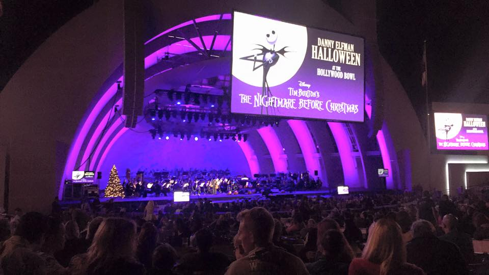 Nightmare Before Christmas' Live at the Hollywood Bowl Review ...
