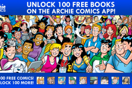 Archie Comics Gives Fans 100 Free Digital Comics