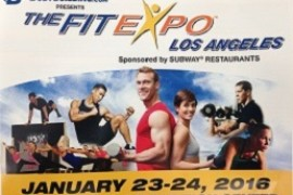 The Fit Expo Returns to Los Angeles Bigger, Stronger, and Faster than Ever Before