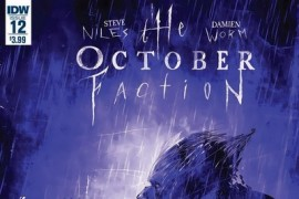 October Faction #12: Review