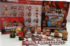 WWE and Party Animal Inc. Present 'Teenymates'