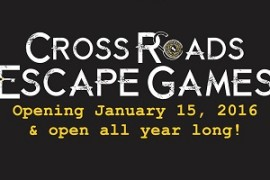 """Cross Roads Escape Games Unveils """"The Hex Room"""" – An Escape Room Unlike Any Other"""