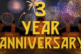 Comics After Dark Podcast: Episode 131 – 3 Year Anniversary