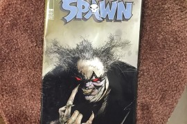 Comics on the Can – Spawn #202 (2011)