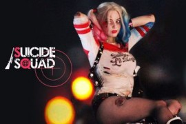 DIY Harley Quinn Suicide Squad: Cosplay and Makeup Tutorial from HalloweenCostumes.com