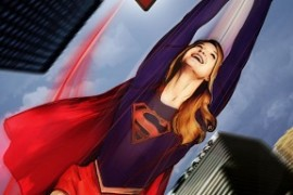 'Supergirl' Descends from TV to the Digital Comic Pages