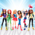 DC Teams with Target for Exclusive 'DC Super Hero Girls' Merchandise