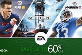 Save on Awesome Games with the EA Publisher Sale
