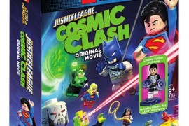 Tickets Available for LA Fan Screening of 'LEGO DC Comics Super Heroes – Justice League: Cosmic Clash'