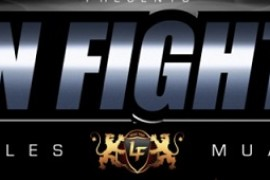 Cedric Manhoef Steps in to Fight Jo Nattawutt for the Lion Fight Title