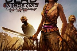The Walking Dead: Michonne – A Telltale Miniseries Begins This Month