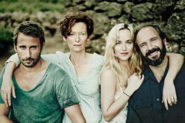 Tilda Swinton is a Rock Star, Plays One in the Trailer for 'A Bigger Splash'