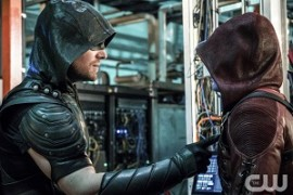 """""""Arrow"""" Goes Unchained With Returning Friends and a Special Guest Apperance"""