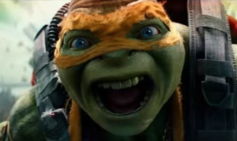 New 'Teenage Mutant Ninja Turtles: Out of the Shadows' Trailer Shows Krang in all his Tentacled Glory
