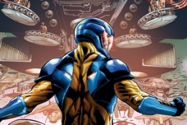 Comics After Dark Podcast: Episode 133 – Valiant Comics' X-O Manowar #44