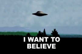 Popcorn Podcast Episode 65: I Want To Believe