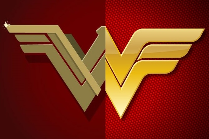 Wonder woman celebrates her diamond anniversary with a new comic and movie fanboynation magazine - Wonder woman logo vector ...