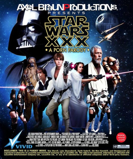 Adult Continuity Episode Iii - Star Wars Xxx - A Porn -4472