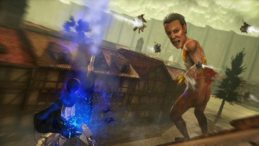 Attack on Titan Online Features and Addition Gameplay ...